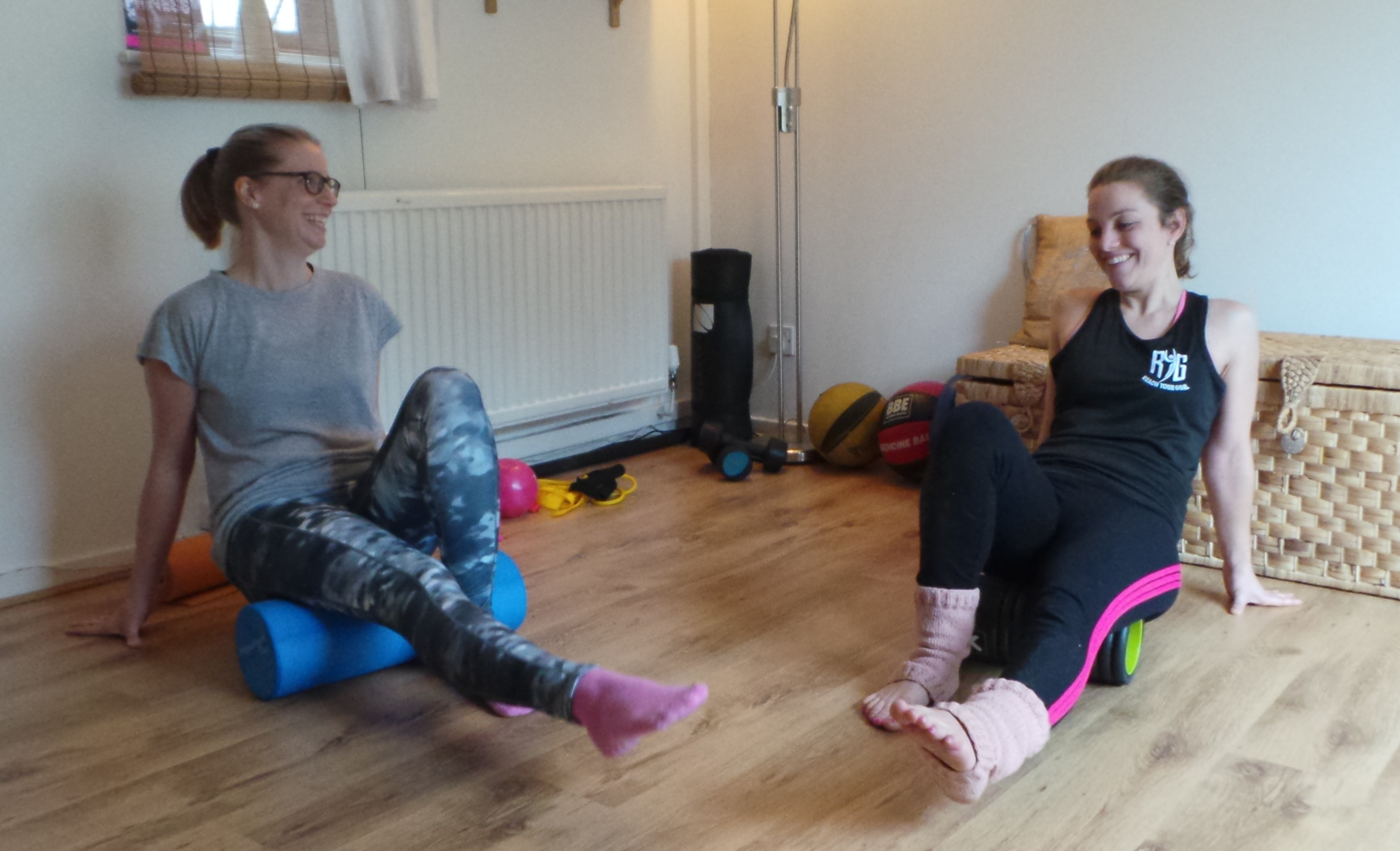 post natal and pelvic floor exercises