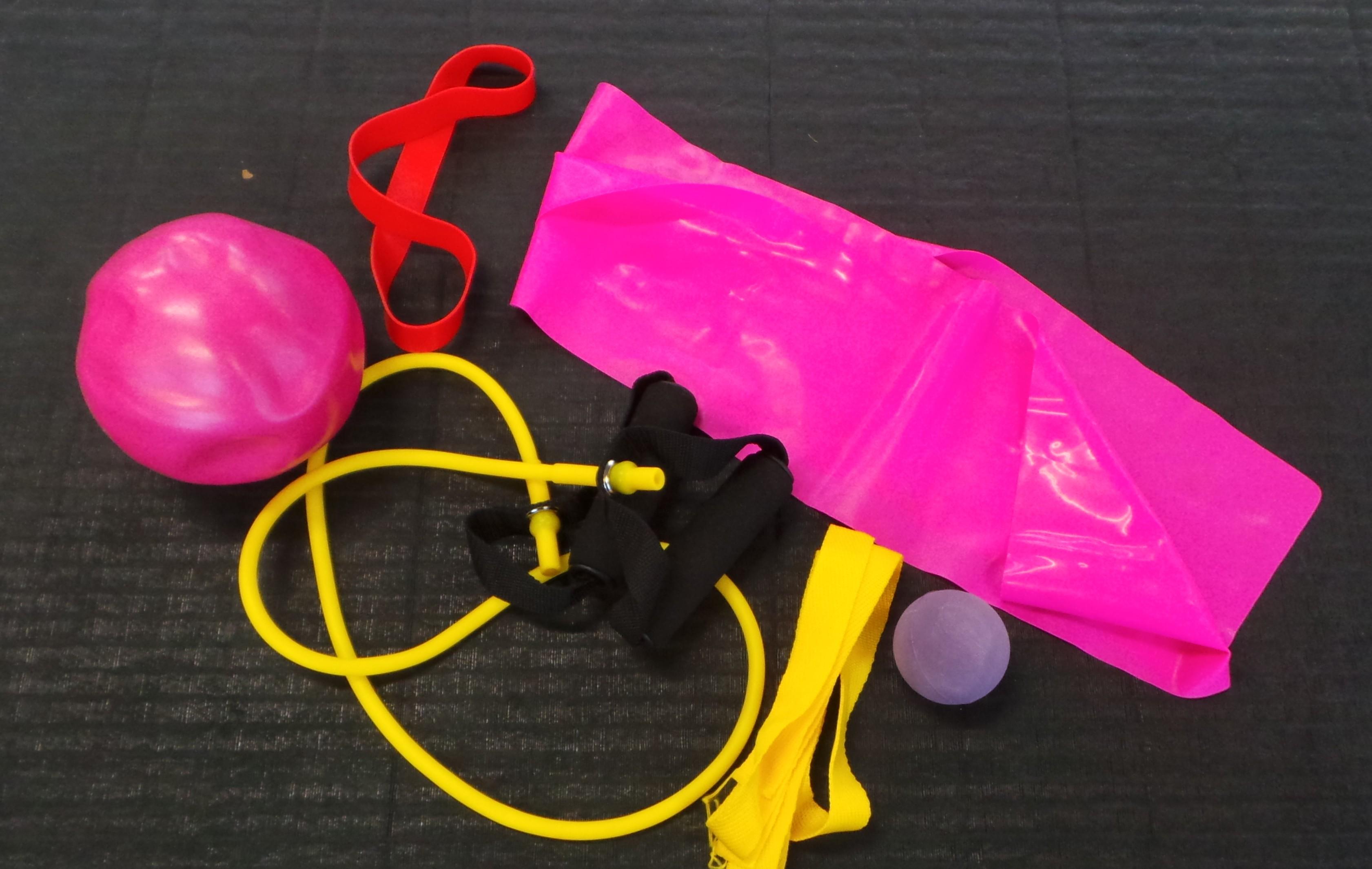 Exercise equipment for ladies